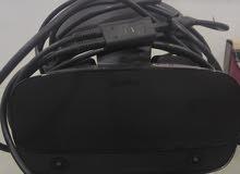 vr oculuse rift s pc..نظارة الواقع الافتراضي