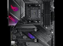 asus strix-e x570 motherboard and mp500 500gb nvme ssd