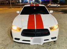 دودج شارجر   السيارة موجوده في ابوظبي