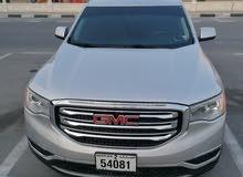 gmc acadia 2018 all wheel drive sle 63000 km price