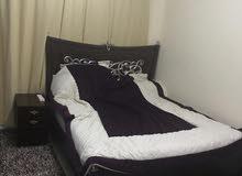 للايجار شقة مفروشة غرفة وصالة بالشارقة القاسمية فرش جيد