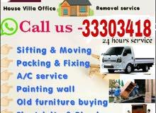 Doha /Shifting /moving / Carpenter work - 33303418