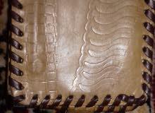 جزدان جلد مستعمل اسبوع اتصل لمعرفة الشكل