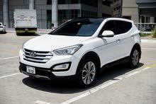 Hyundai Santafe - GCC- V6 - Panoramic Sunroof
