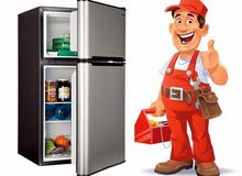 صيانة تكييف والثلاجة والديب فريزر