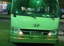 Hyundai county 2012