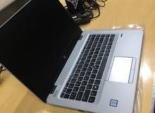 HP 840 g3 14'' i5 8gb ram 256 ssd 6th gen