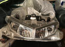 Yamaha Aerox 155 headlight