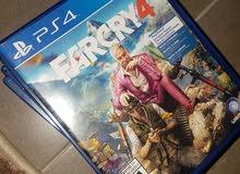 لعبة farcry4