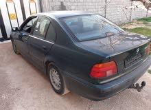 Gasoline Fuel/Power   BMW 520 2009 شيك
