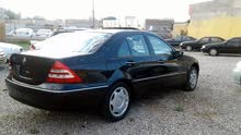 Gasoline Fuel/Power   Mercedes Benz C 300 2004
