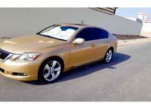 Lexus GS 2008 For sale - Beige color