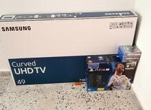 Samsung TV of New condition 50 inch