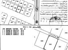 فرصه ارض سكني في ولاية السيب مخطط الجفنين 1