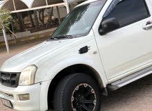 2007 Used D-Max with Manual transmission is available for sale