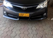 Green Toyota Camry 2014 for sale
