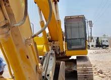 حفار كوماتسو 220 للايجار kumatsu Excavator 220 for Rent