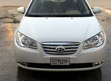 Hyundai Elantra 2011 For sale - White color