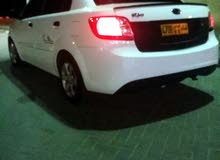 Kia Rio 2011 For sale - White color