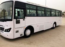 للايجار باصات تاتا 54 راكب موديل 2018