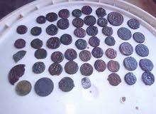 قطع نقدية لسنة 1258 هجرية