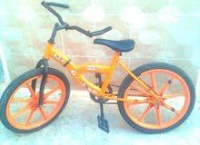 دراجة شبة جديدة