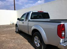 For sale 2012 Silver Frontier
