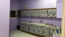 شقة غرفتين مع ملاحقاتة للايجار
