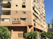 للبيع بتسهيلات شقة على كورنيش المعادي (ثاني نمرة) ببرج الياسمين.سكني أو تجاري.
