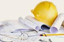 مطلوب مهندس موقع + مهندسة تصميم تخصص عمارة للعمل بمكتب هندسي