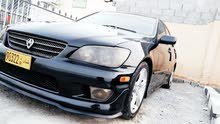 Black Toyota Altezza 2004 for sale
