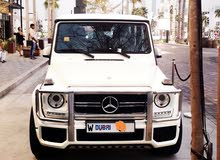 Mercedes Benz G 63 AMG Used in Dubai