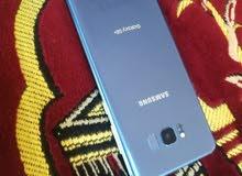 سامسونج S8بلص بحال الوكاله لون ازرق امريكي بس كله عربي للبيع أو البدل بدون اغراض