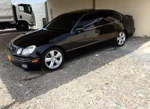 Automatic Lexus 2001 for rent - Shinas