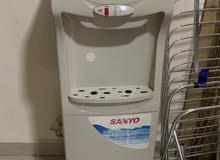 كولر ماء نوع سانيو مستعمل وبحالة جيدة
