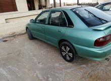 Green Mitsubishi Other 1999 for sale