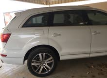 audi Q7 quatrro 2014/low millage/vey clean /agency maintained