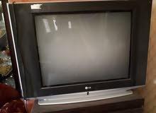 تلفزيون  LG مستعمل 29 بوصه متغيرله بورده شغال