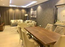 Lagoon View~ Brand New 2 BR FF Apartment in Amwaj island Lagoon View