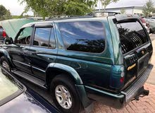Green Toyota 4Runner 1999 for sale