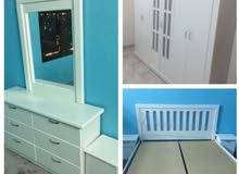 غرف نوم جديده بأسعار مناسبة 1800ريال مع التركيب و التوصيل