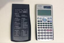 حاسبة مالية مستعملة للبيع FC-200V Financial Consultant Calculator