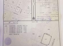 ارض سكنية في الرايبة مساحة 708 متر