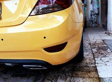 Gasoline Fuel/Power   Hyundai Accent 2013