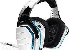 Logitech G933 Snow Limited Edition Wireless 7.1 سماعة جيمينج لوجيتك