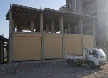 عماره للبيع سكني تجاري في قلب الجوله في بير فضل
