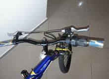 18 inch sturdy bike with gears