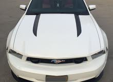 Ford Mustang 2012 For sale - White color