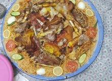 مطعم ابومحمد المتنقل للجميع انواع الطبخ