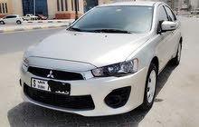 mitsubishi Lancee 2016 very clean car low millage